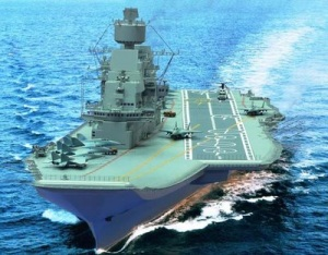 India, Russia settled all issues on Admiral Gorshkov upgrade