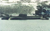 Cruise missile submarine (project 949)