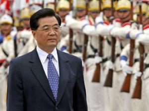 Hu Jintao: China Should Become Sea Power