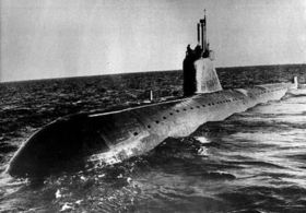 First nuke-sub may be scrapped
