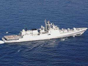 Indian Frigate Completed Trials in Baltic Sea