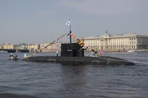 Russian Navy May Waive Lada Class Submarines