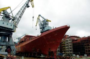 Yantar Shipyard to Lay down Next Ship for Russian Navy