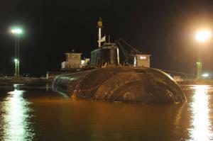 Zvezdochka Shipyard Puts Afloat Vamped SSN Smolensk