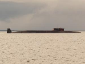 Russian Navy to Receive Three New Subs in 2012