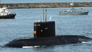Russia to Hand Over 'Black Hole' Sub to Vietnam in November