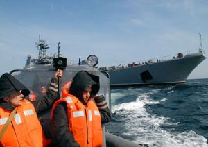 BLACKSEAFOR Continues Joint Activities at Sea