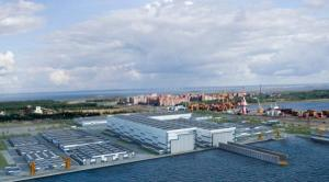 USC to Construct World-Standard Shipyard for RUR 60 Bln