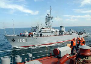 BLACKSEAFOR Ships Arrived in Sevastopol