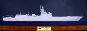 Russian Navy Needs About 20 Admiral Gorshkov-Class Frigates
