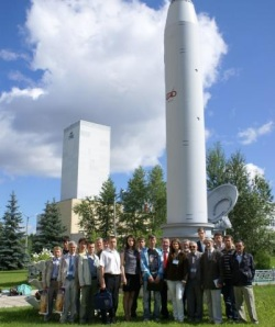 Makeyev State Rocket Center produced new telemetry system Barracuda