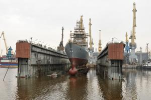 Corvette Stoiky to Take Sea on May 30