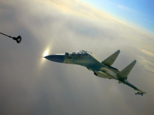 Russian Navy to receive 12 Su-30SM fighters