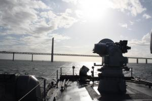 Baltic Fleet Delegation Returned from Denmark