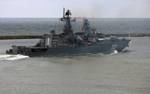 Russian Imperial House Took Frigate Yaroslav Mudry Under Patronage