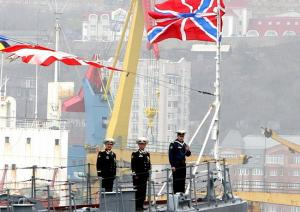 Pacific Fleet Celebrated 281-th Birthday