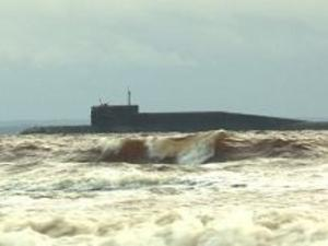 Repair of SSBN Yekaterinburg Started Without Military Contract