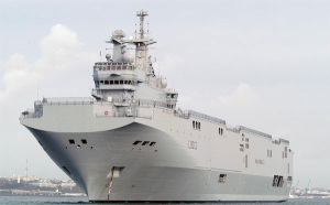 Shipbuilders Confuted Military's Refusal to Built Mistrals