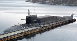 Zvezdochka to Withdraw SSBN Verkhoturye from Covered Slipway
