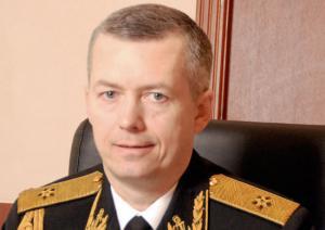 Black Sea Fleet Commander Introduced His Deputy
