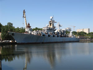Russia's ready to bring back cruiser Ukraina