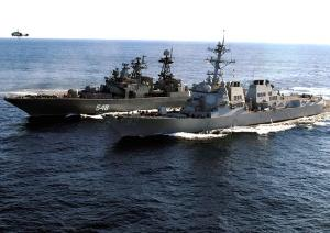 Pacific Fleet Ships to Attend RIMPAC Exercise for First Time Ever