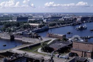 Arkhangelsk Governor Plans to Turn Shipyards in Tourist Area