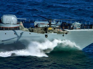 Media: Russian Navy Quantified Helicopters for Mistrals