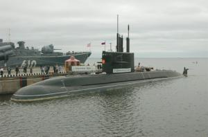 SSK St. Petersburg Finishes Repair