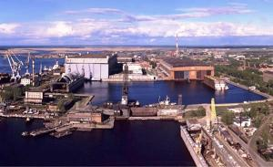 Sevmash Shipyard Turned 72