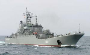 EU military delegation visited Ukrainian Navy
