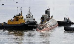 India to Get Fifth Russian-Upgraded Submarine in 2012