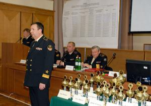 Black Sea Fleet Sums Up Training Year