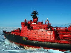 Russia to acquire new icebreakers