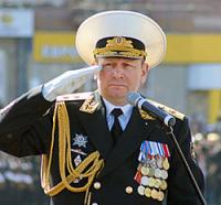 Russian Navy Commander Pays Working Visit to UK