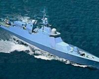 Ukraine Builds Corvette Vladimir Veliky Ahead of Schedule