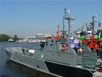 Caspian Flotilla to Get Three Serna Landing Boats within Two Years