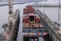 Frigate Admiral Gorshkov May Represent Russia at IMDS-2013