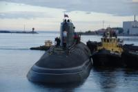 Three Nuclear Subs to Join Russian Navy by Yearend