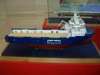 Severnaya Verf to Lay Down Logistic Support Ship