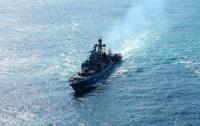 Russian Navy Detachment Ends Its Anti-Pirate Mission