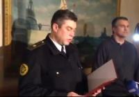 Ukraine launches treason case against Navy chief who surrendered