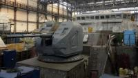 Work Begins on 6th Missile Boat for Caspian Flotilla