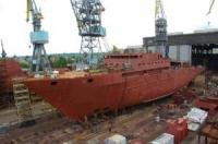 Yantar Shipyard Launches All-Round Oceanographic Ship