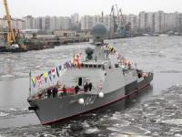 Corvette Makhachkala to Join Caspian Flotilla by Yearend