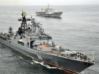 Large ASW ship Severomorsk started anti-piracy patrolling in the Gulf of Aden