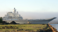 Aircraft Carrier INS Vikramaditya to Take Sea in Summer 2013