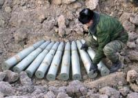 Russia, NATO to Tie Munitions Disposal Agreement
