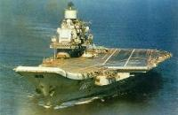 Russian aircraft carrier Group Heads to the Mediterranean
