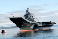 Russia Develops Aircraft Carrier as Key National Security Element